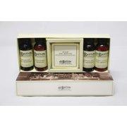 C. O. Bigelow Toiletries Shampoo Conditioner Lotion Shower Gel Soap Gift Box Travel Set Amenities