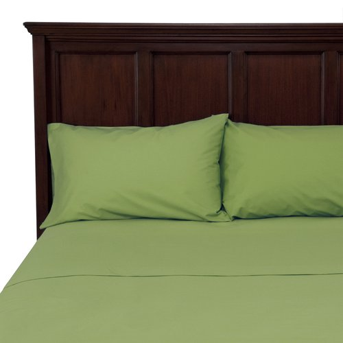 Mainstays Solid Fitted Sheet