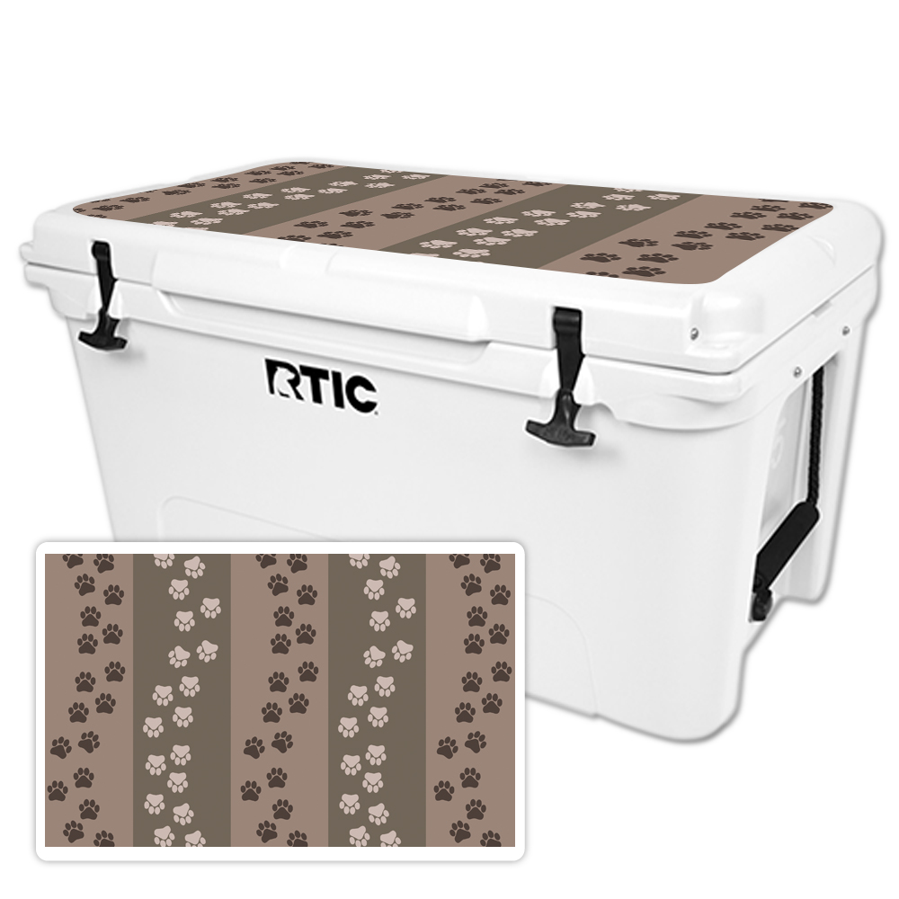 MightySkins Skin For RTIC 20 Cooler (2017 Model) | Protective, Durable, and Unique Vinyl Decal wrap cover | Easy To Apply, Remove, and Change Styles | Made in the USA