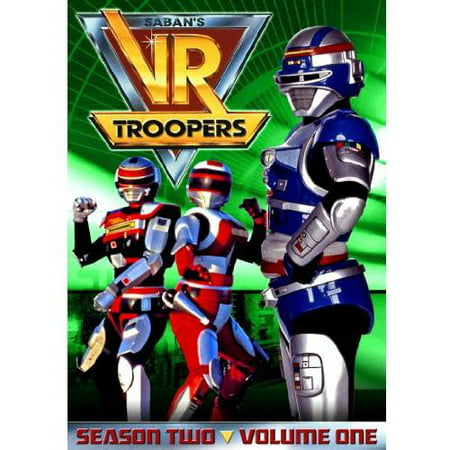 VR Troopers: Season 2, Volume 1 (Full Frame)