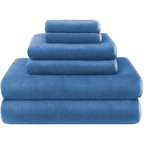 Amaze 6-Piece Towel Set by Welspun USA Inc