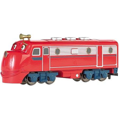 Bachmann Trains Chuggington Wilson Locomotive with Operating Headlight, HO Scale (Ho Scale Plastic Diesel Headlights)