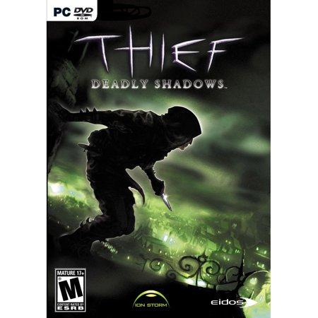Thief: Deadly Shadows ESD Game (PC) (Digital Code) (Thief Computer Game)