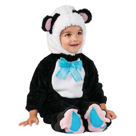 Panda Bear Baby Costume](Womens Panda Bear Halloween Costume)