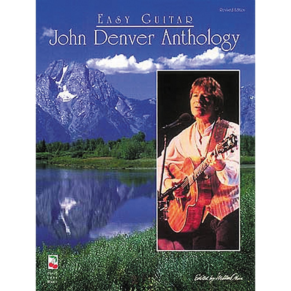 Hal Leonard John Denver Anthology for Easy Guitar