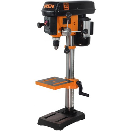 Wen 10-Inch Variable Speed Drill Press, 4212