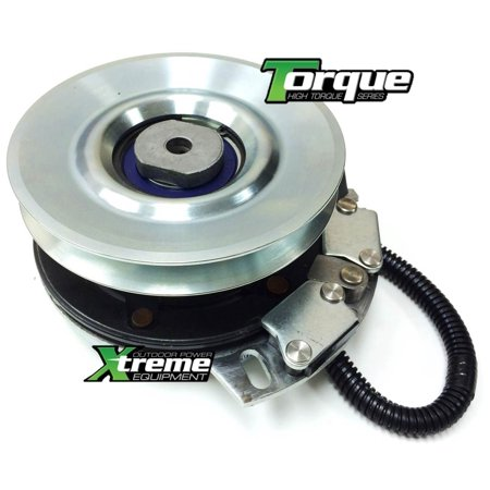 Replaces Cub Cadet 917-05000 PTO Clutch with High Torque & Bearing Upgrade