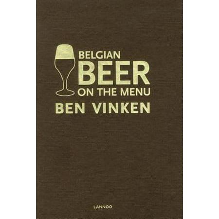 Belgian Beer on the Menu