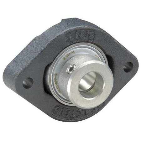 INA FLCTE15 Mounted Ball Bearing, 15mm Bore