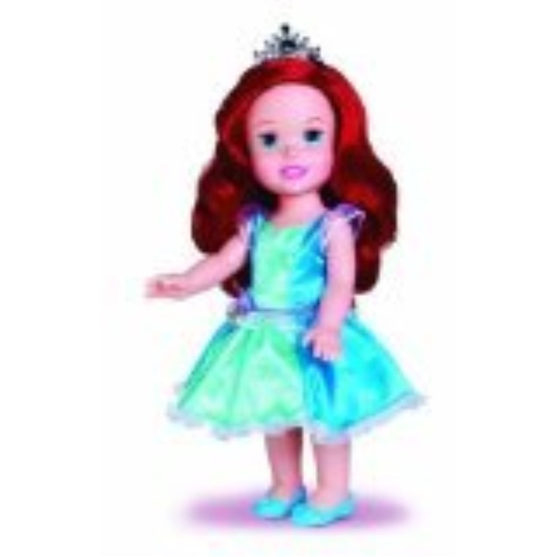 "My First Disney Princess The Little Mermaid Toddler Ariel 14""H Doll"