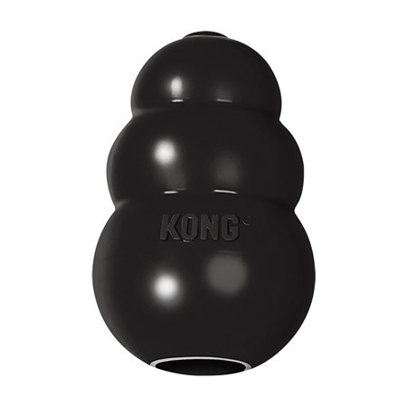 Extreme Dog Toy  Black Large  From Us Brand Kong