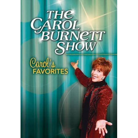 The Carol Burnett Show: Carol's Favorites (DVD) - Halloween Carols Kristen Lawrence