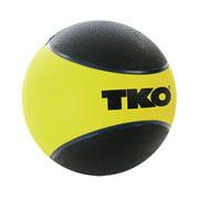 TKO Rubberized Medicine Ball