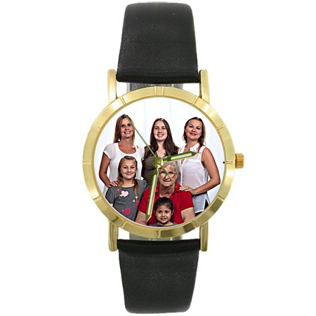 Photo Watch Packet - Your Favorite Picture Becomes A Full-Color Time Piece