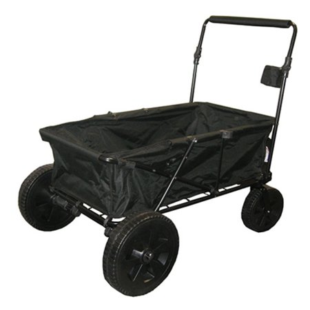 Impact Canopy Maxima Collapsible Folding Wagon