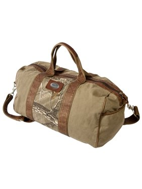 Product Image Canyon Outback Urban Edge Hudson Realtree Xtra 20-inch Canvas Duffel  Bag. Canyon Outback Leather cee410ecef516
