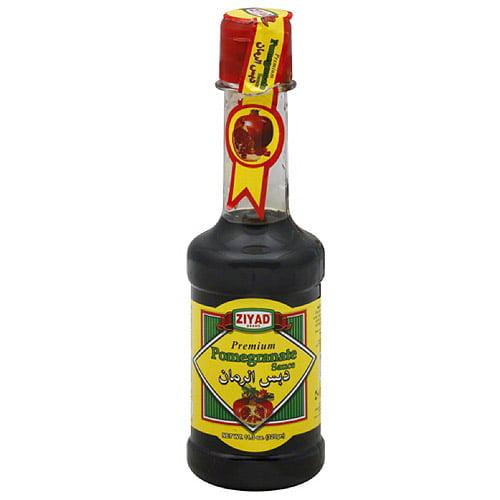 Ziyad Pomegranate Sauce, 11.3 oz, (Pack of, 6)