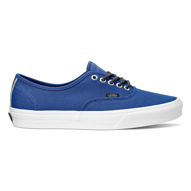 VANS U AUTHENTIC Sneakers (OTW Webbing) True Blue / Black / Reflective