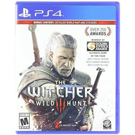 The Witcher 3: Wild Hunt, Warner Bros, PlayStation (Witcher 3 Best Place To Sell)