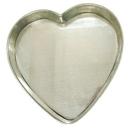 Heart Shaped Cake Pan Removable Bottom