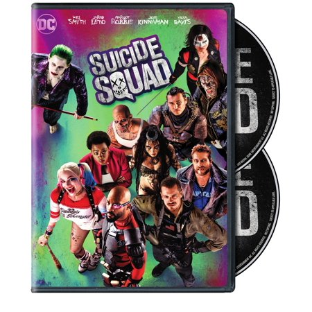 Suicide Squad (Special Edition) (DVD)
