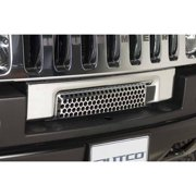 03-07 H2 Chrome Lower Grill Overlay