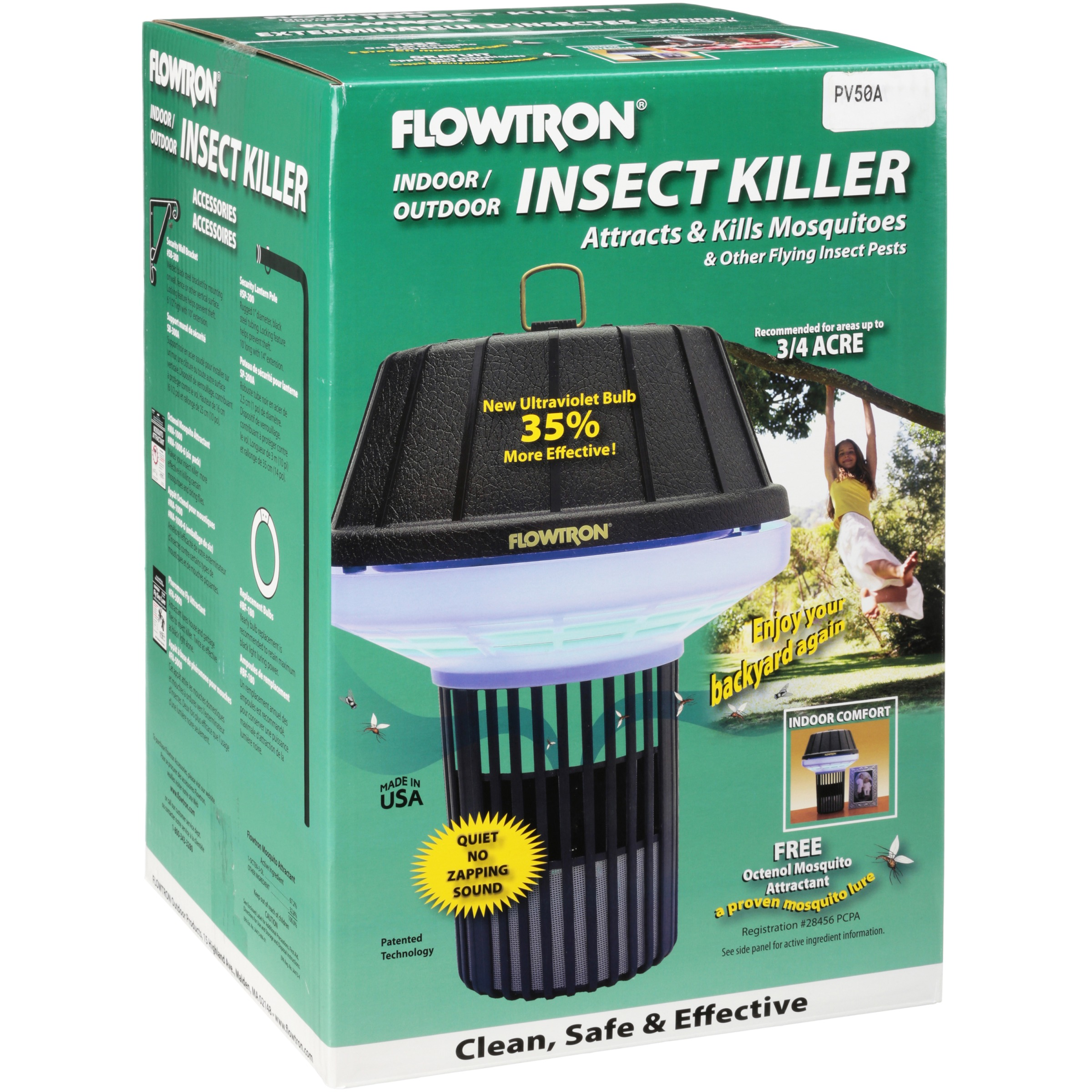 Flowtron® Indoor/Outdoor Insect Killer 3 pc Box