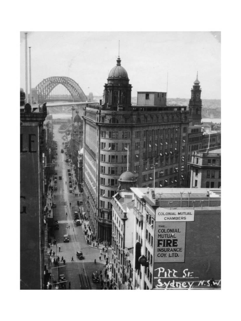Bank of New South Wales/Allans Music – Sydney, NSW | Past ...