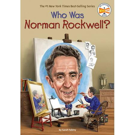 Who Was Norman Rockwell? - eBook - Norman Rockwell Halloween