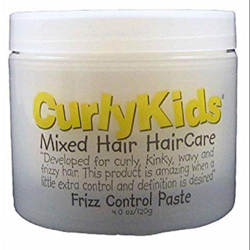Curly Kids Frizz Control Paste, 4 oz (Pack of 6)