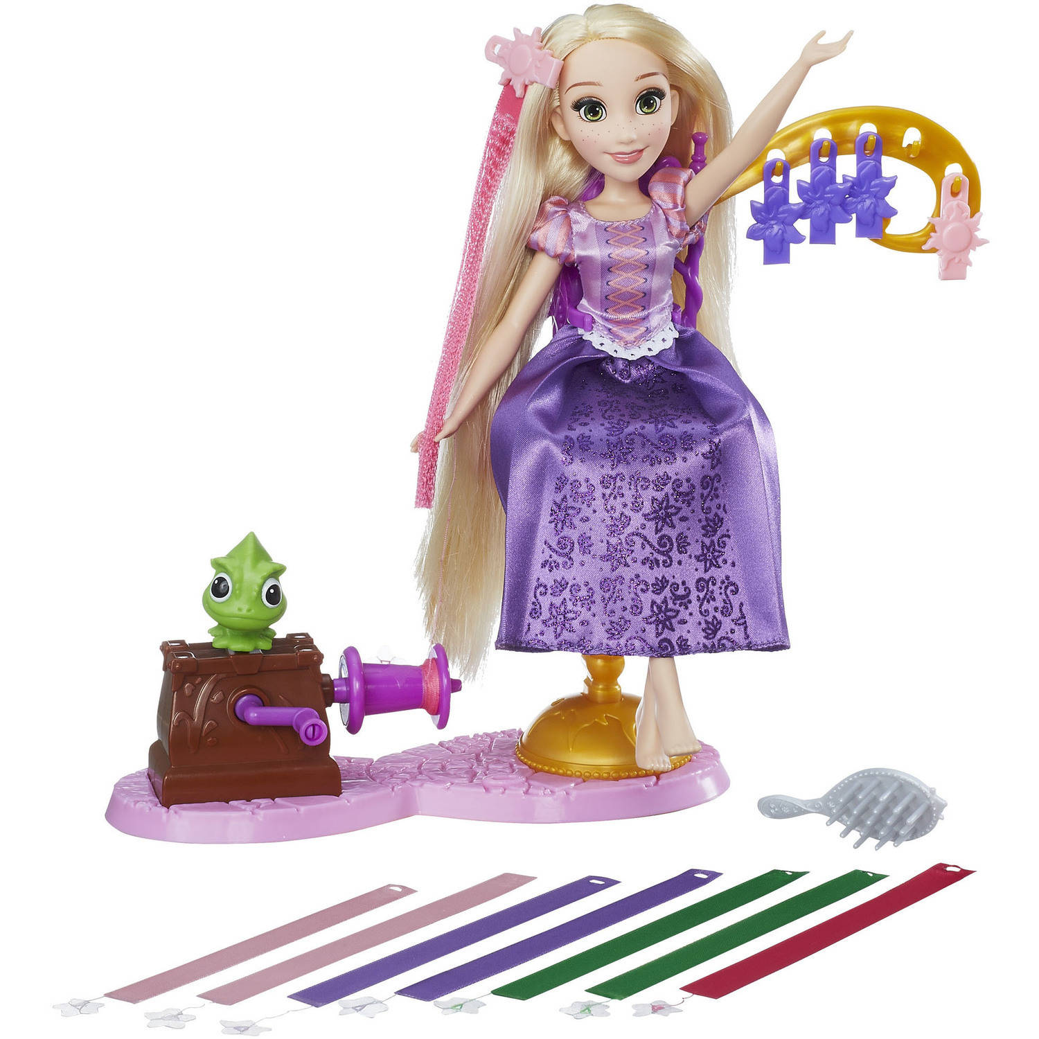 Disney Princess Rapunzel's Royal Ribbon Salon by Hasbro