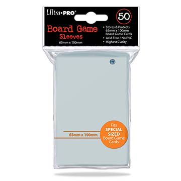 Sparkle Game (Ultra Pro Board Game Sleeve 69mm x 100mm -)