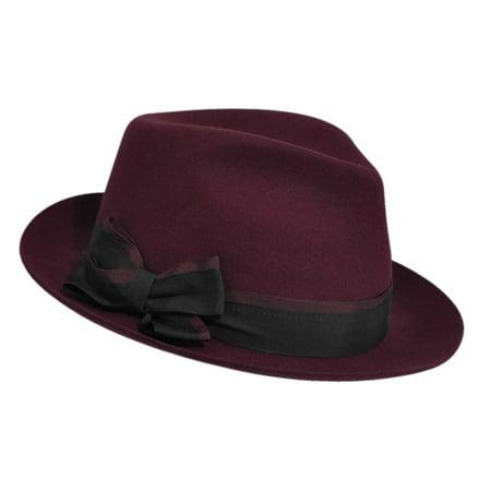 hats.com - Hats.Com Men Hannah Fedora - Walmart.com 5248e2e903de