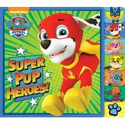 Super Pup Heroes (Board Book)