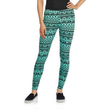 d7ce126a2df78 No Boundaries - Juniors' Essential Ankle Leggings - Walmart.com
