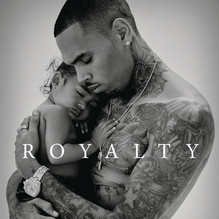 Chris Brown - Royalty (Deluxe Edition) (Edited) (CD)