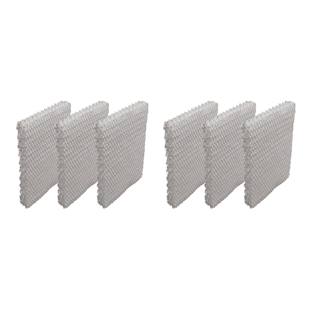 Humidifier Filters for Sunbeam Cool Mist E SF235 PDQ UM 6 Pack
