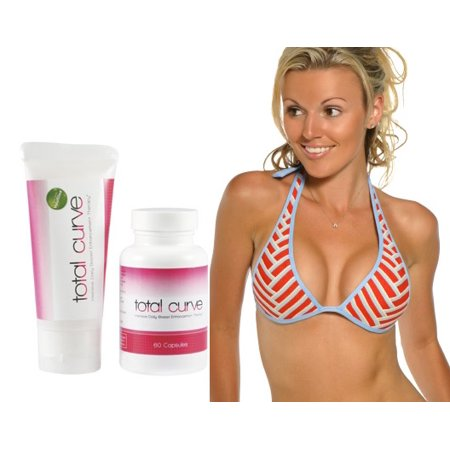 Total Curve Breast Enhancement Therapy Cream & Bust -