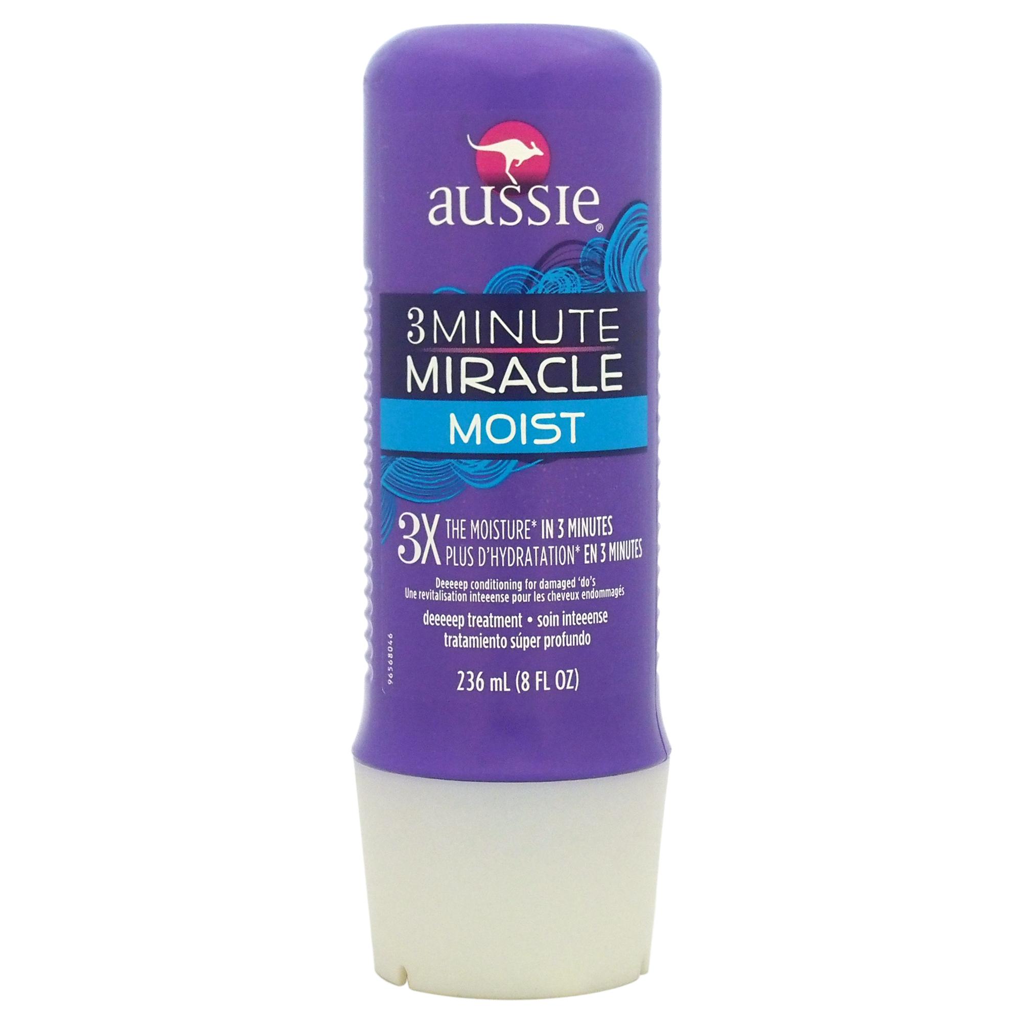 Aussie Moist 3 Minute Miracle Deep Treatment