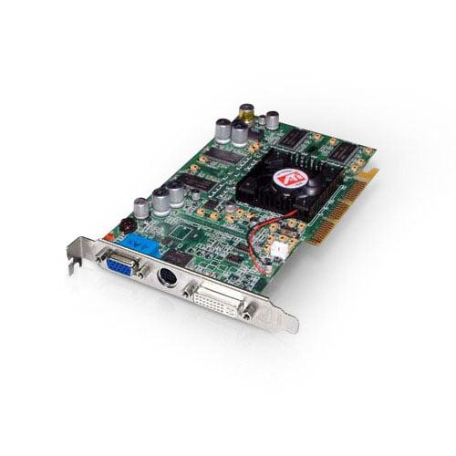 AMD ati radeon 9000 64 mb agp graphics card