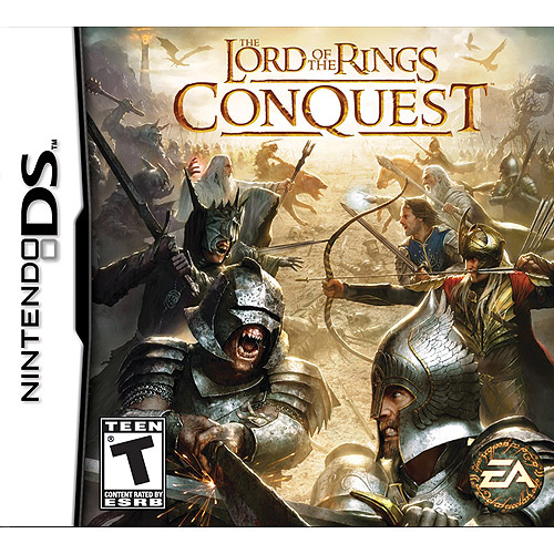 Lord of the Rings: Conquest (DS)