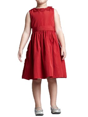4bdc3ccc5 Product Image Jason Wu Neiman Marcus Target Little Girls Lace Trim Dress Red
