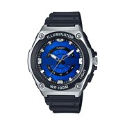 Casio Men's Classic Analog Watch, Blue Dial