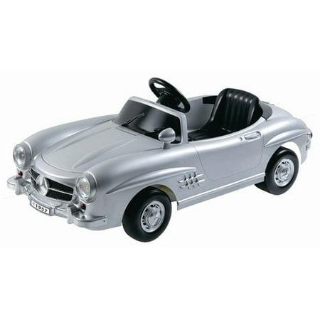 Dexton mercedes benz 300sl battery powered riding toy for Mercedes benz battery warranty