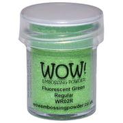 WOW! Embossing Powder 15ml-Fluorescent Green