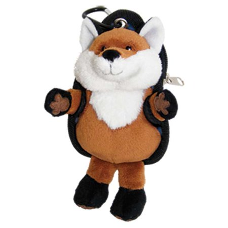 Forest Friendz Footloose Fox - Kid's Animal Belt Pack   Cute Fanny Pack for Children](Foxy Kids)