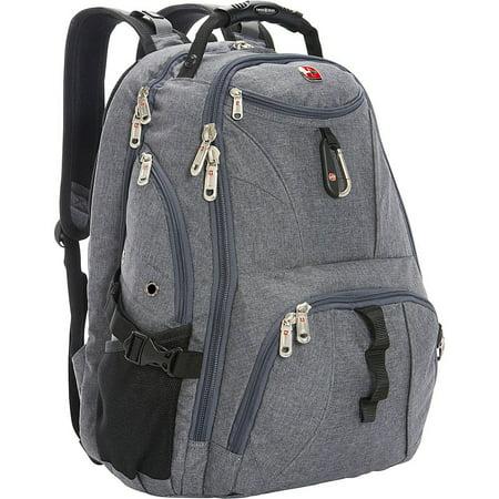 743b20b0ea5d SwissGear Travel Gear 1900 Scansmart TSA Laptop Backpack