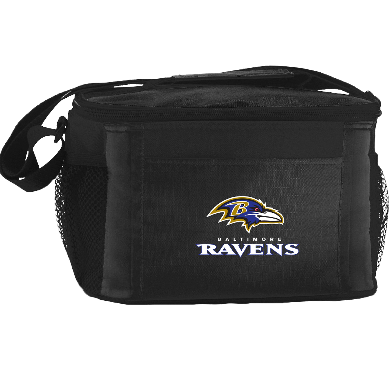 Baltimore Ravens - 6pk Cooler Bag