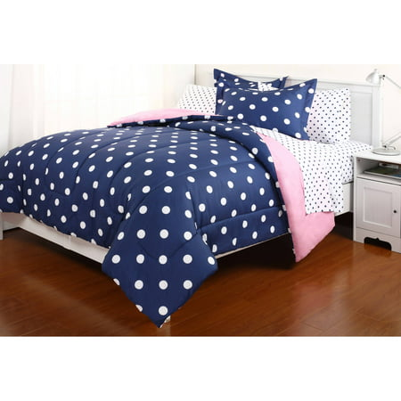dot chenille comforter polka full queen brylanehome com dp piper amazon white