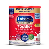 Enfagrow Premium Toddler Nutritional Drink, Natural Milk Flavor - Powder, 32 oz Can